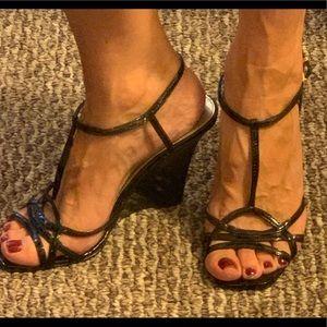 Chadwick's nice wedge heels